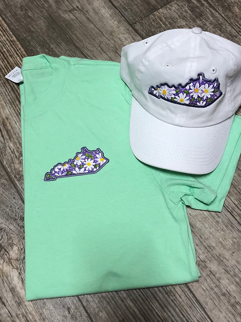 Spring Ky T Shirt And Hat
