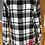 Thumbnail: Ladies Plaid Flannel Tunic (Monogramed)