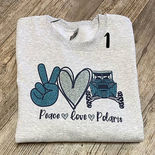 Polaris Crewneck