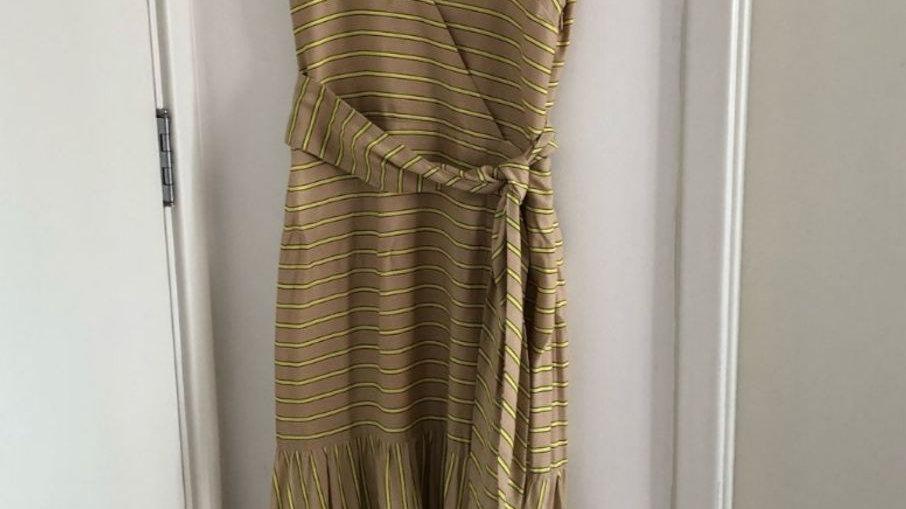 Vestido Listrado - Maria Filo