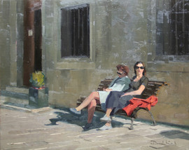 People Watching - Venice