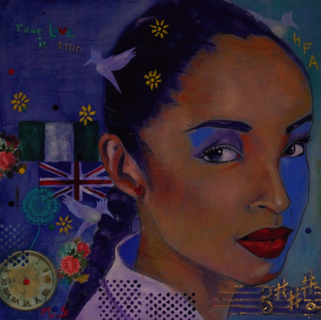 Your Love is King_ Portrait of Sade