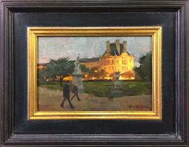 Tuileries Sketch