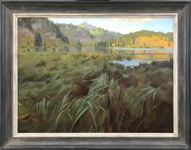"""SOLD """"Tony Grove Lake"""""""