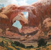 Senator Lee Painting