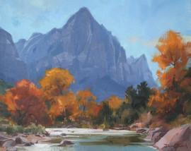 November In Zion