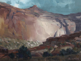 Storms Over Capitol Reef