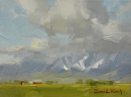 """SOLD """"Cache Valley Spring"""""""