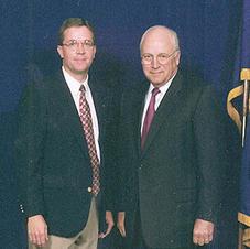 Vice President Cheney Gift