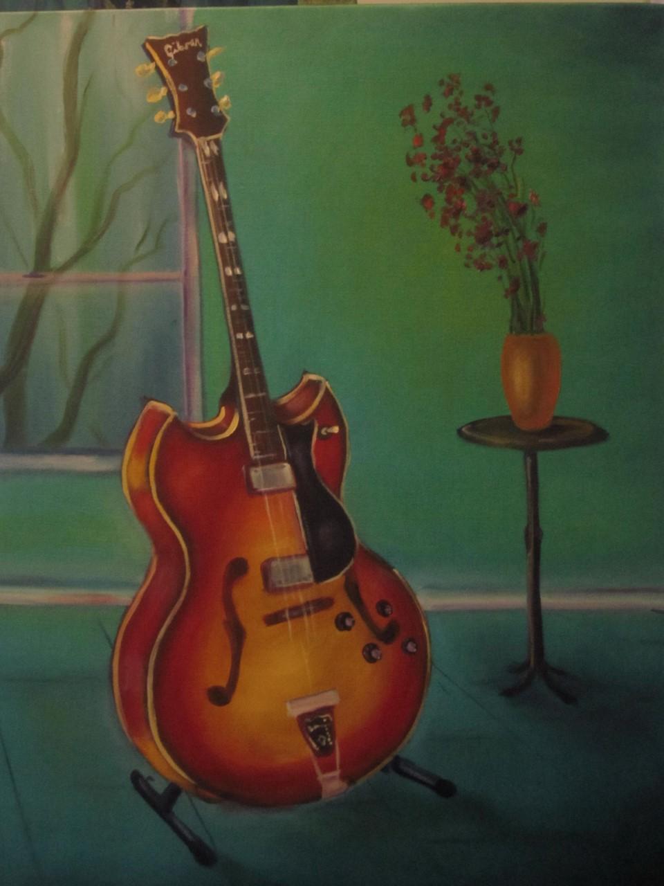 '72 Gibson Barney Kessel