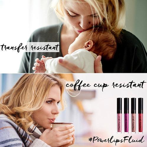 POWERlips Fluid Lipstick