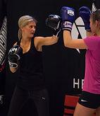 kampsport for kvinner