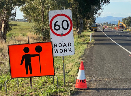 $2.4 million roadworks commencing at Timbumburi