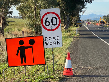 $2.4 million roadworks commencing at Timbumburi
