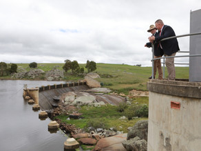 Cash injection to help remove arsenic from Uralla's water