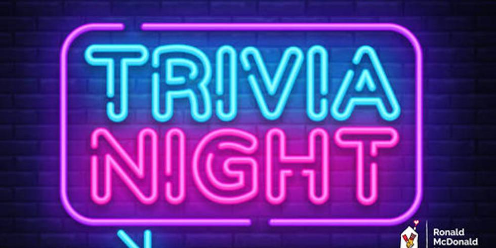 Trivia Night - Supporting Ronald McDonald House
