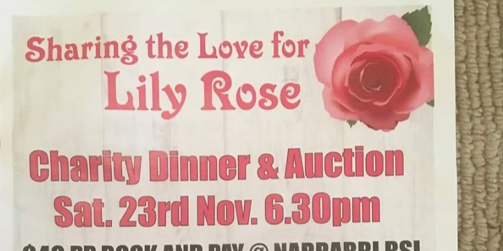 Sharing the Love for Lily Rose