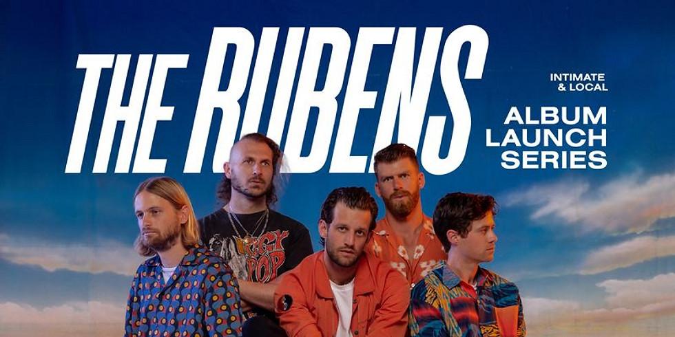 The Rubens Album Launch Series