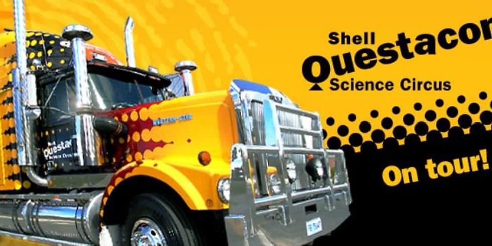 Shell Questacon Science Circus