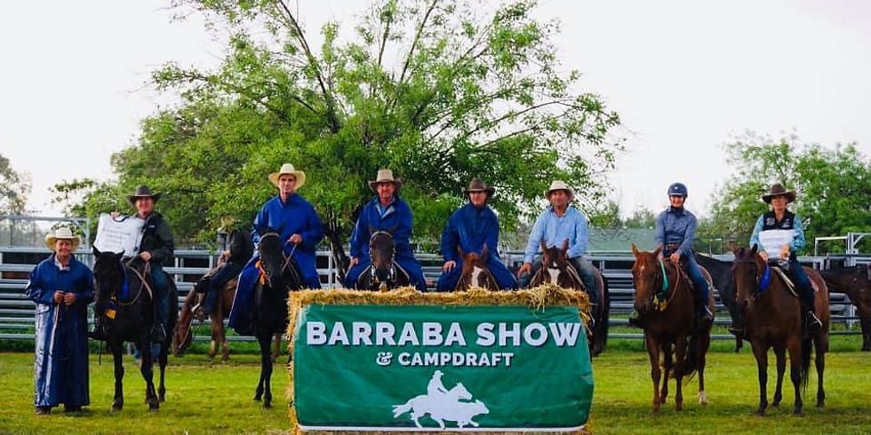 Barraba Show Campdraft