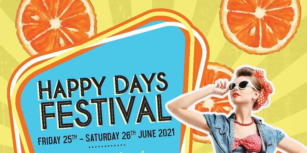 Bingara Happy Days Orange Festival