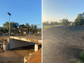Planning underway for asbestos removal at BMX track