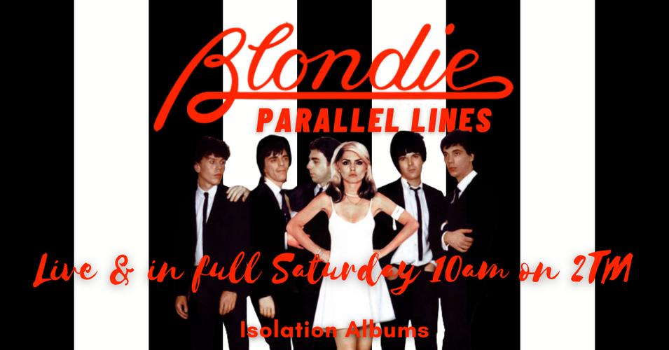Blondie Parallel Lines - Isolation Album