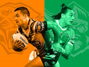 This Year's Grand Finalists will take on the West Tigers at Scully Park Next Season