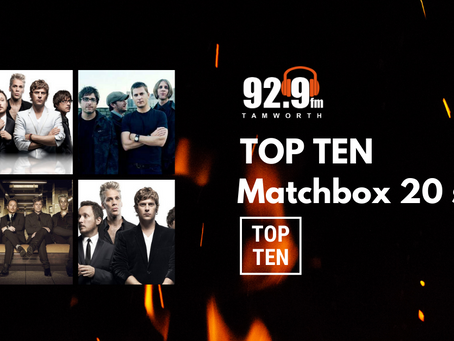 Top Ten Matchbox 20 Songs