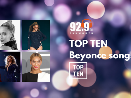 Top Ten Beyoncé Songs