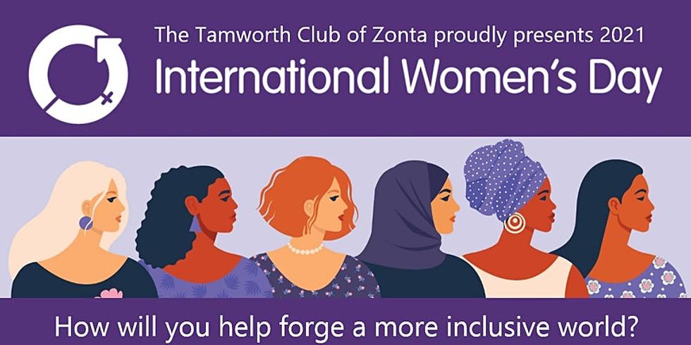2021 International Women's Day Celebration