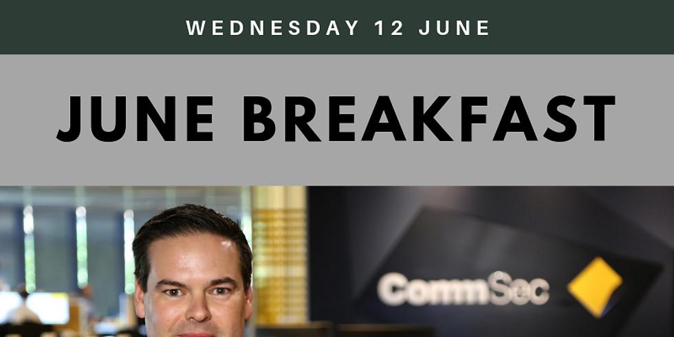 Ryan Felsman Breakfast