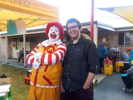 30 years of Ronald McDonald House