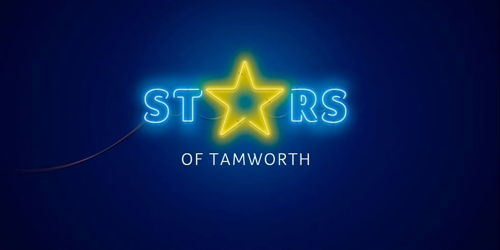 Stars of Tamworth Dance for Cancer 2021