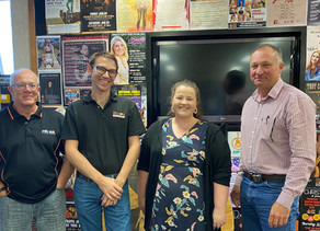 Episode 31: Coronavirus takes its toll on Tamworth businesses