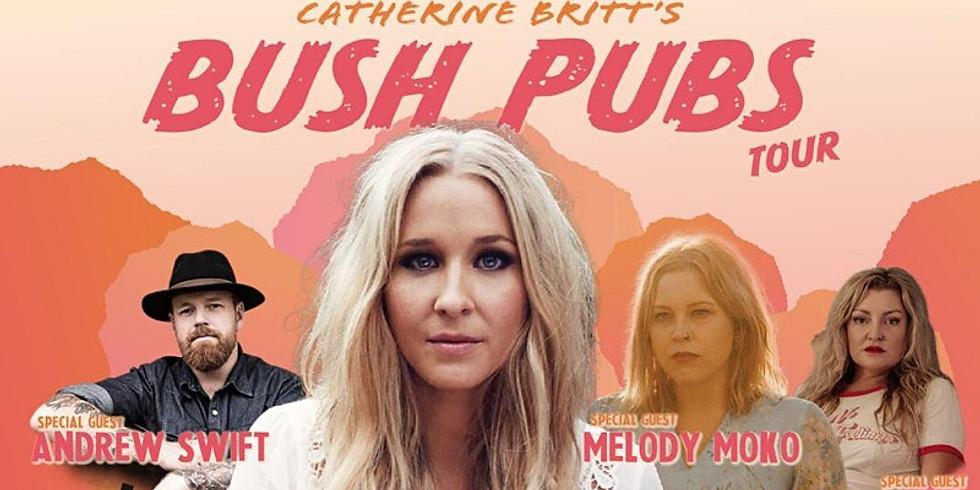 Catherine Britt - Bush Pubs Tour