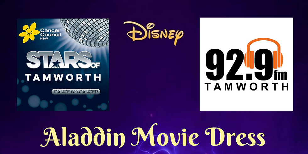 Aladdin Movie Dress Up Night