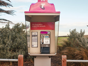 15,000 Australian Telstra payphones become pay-less