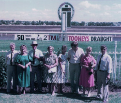 2TM's 50th Anniversary Race Meeting 1985