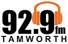 92.9fm Tamworth Logo