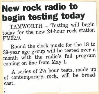 NDL 1st April 1993
