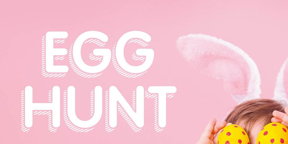 Tamworth Square Easter Egg Hunt