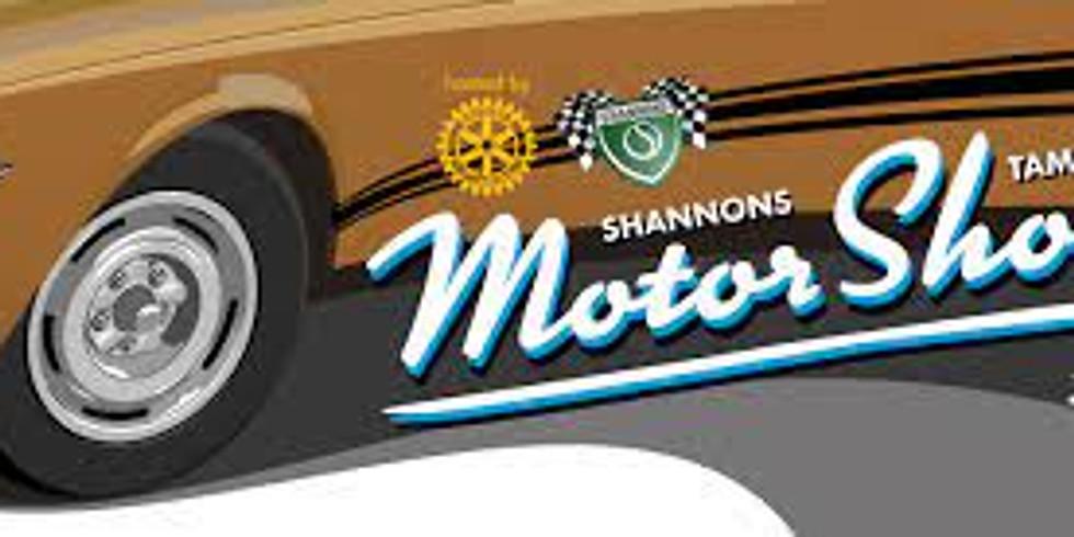 Shannons Tamworth Motor Show