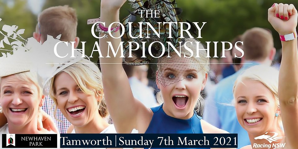 The Tamworth Newhaven Park Country Championships