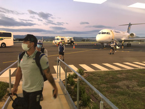 Warriors touchdown in Tamworth ahead of NRL season