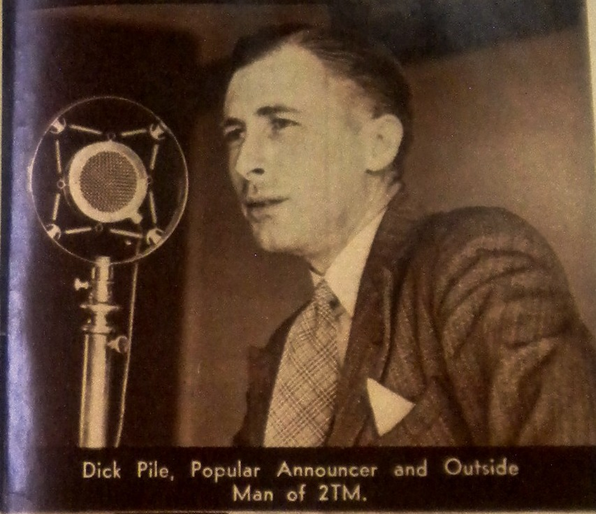 1937: Dick Pile