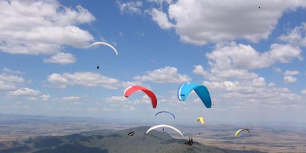 Paragliding State of Origin 2019