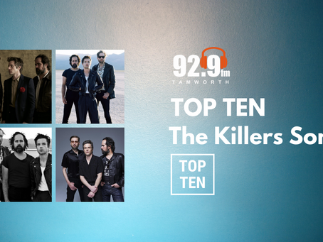 Top Ten The Killers Songs