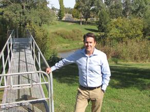 Chaffey Dam environmental flows stopped to preserve critical supplies