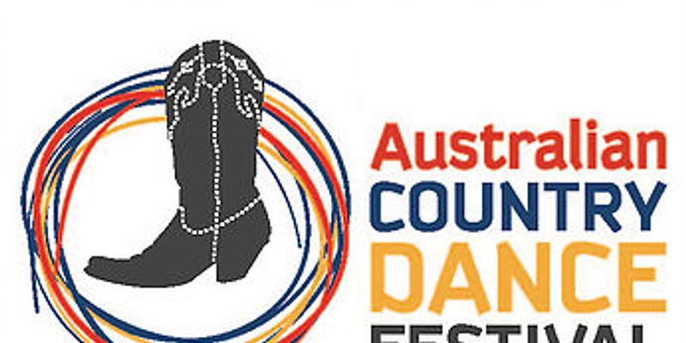 Australian Country Dance Festival